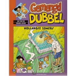 Gemengd Dubbel 02<br>Hollandse zomers<br>1e druk 1999