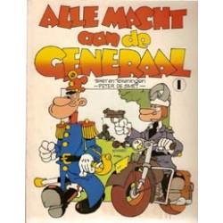 Generaal 01<br>Alle macht aan de Generaal<br>1e druk 1976