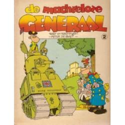 Generaal 02<br>De Machteloze Generaal<br>1e druk 1977