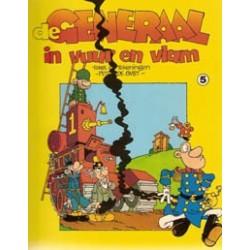 Generaal 05<br>De Generaal in vuur en vlam<br>1e druk 1979