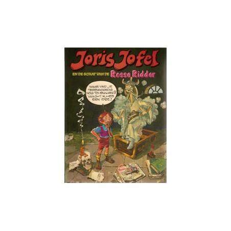 Joris Jofel De schat van de Rosse Ridder 1e druk 1974