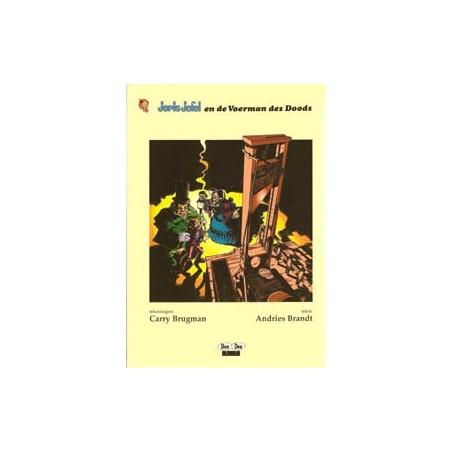 Joris Jofel De Voerman des Doods 1e druk 2004