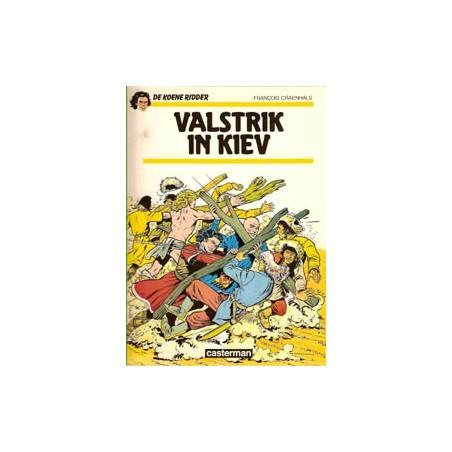Koene Ridder 15 Valstrik in Kiev 1e druk 1991