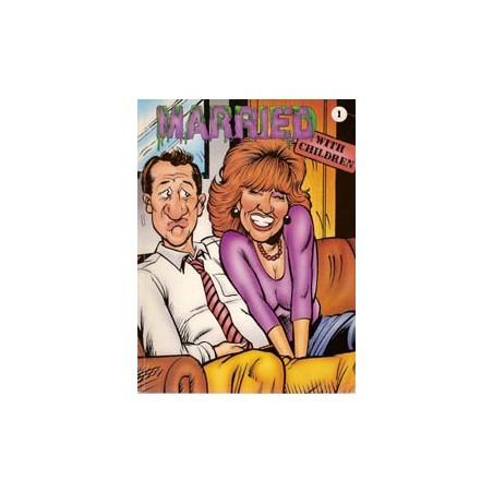 Married with Children 01 Voetenwerk 1e druk 1993