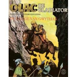 Olac de Gladiator 08<br>De Dagge van Gwythan<br>1982