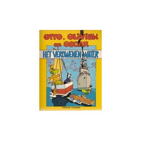 Otto, Olivier en Oscar Het verdwenen water 1e druk 1984