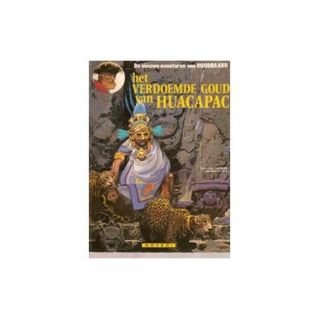 Roodbaard 22 Het verdoemde goud van Huacapac 1e druk 1984
