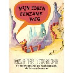 Toonder<br>Mijn eigen eenzame weg<br>1e druk 1976