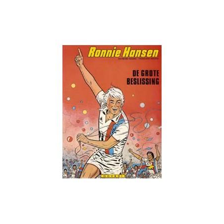 Ronnie Hansen 08 De grote beslissing 1e druk 1984