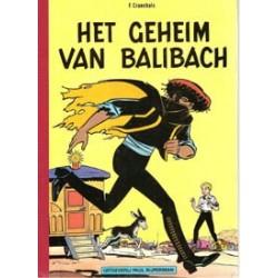 Pom & Teddy HC<br>Geheim van Balibach<br>herdruk 1984