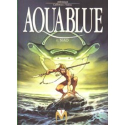 Aquablue<br>01 HC - herdruk