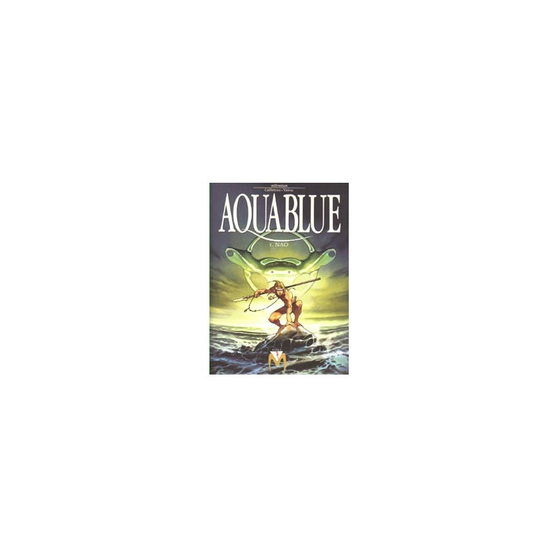 Aquablue HC 01 herdruk