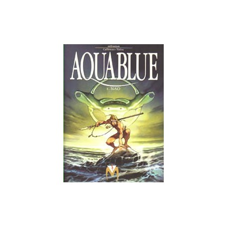 Aquablue<br>01 HC - herdruk