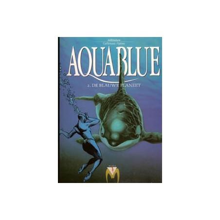 Aquablue<br>02 HC - De blauwe planeet<br>herdruk