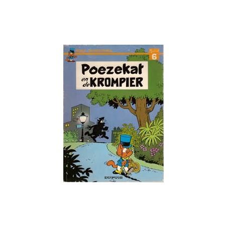 Poezekat en de Krompier Jeugdzonden 06 herdruk 1979