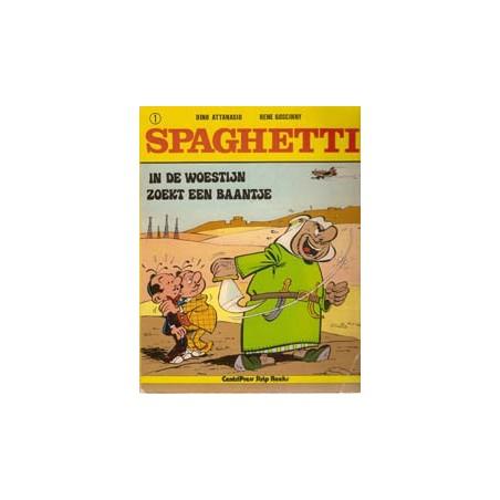 Spaghetti 01 In de woestijn/Zoekt een baantje herdruk 1979