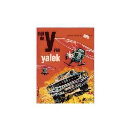 Yalek set Deel 1 t/m 17  1e drukken 1974-1999