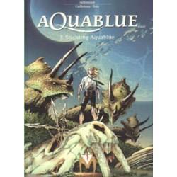 Aquablue<br>08 HC - Stichting Aquablue<br>1e druk 2001