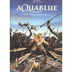 Aquablue<br>09 HC - De totem van de Cynos<br>1e druk 2002