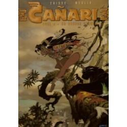 Canari 01 - De gouden tranen HC