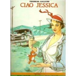 Ciao Jessica 01 HC 1e druk 1990