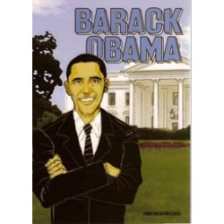 Barack Obama Striproman 1e druk 2010