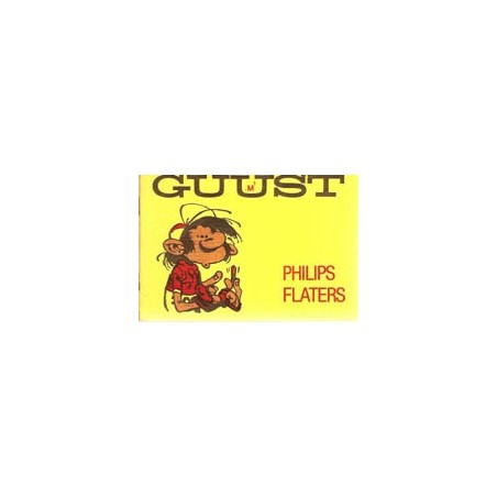Guust Flater<br>Philips Flaters<br>1e druk 1984