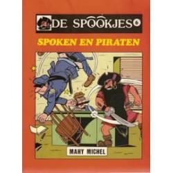 Spookjes 06 Spoken en piraten 1e druk 1988