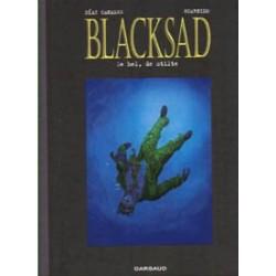 Blacksad Luxe 04<br>De hel, de stilte