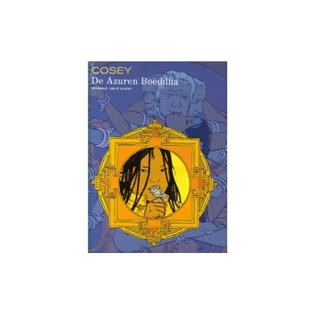 Cosey  strips HC Azuren boeddha Integraal