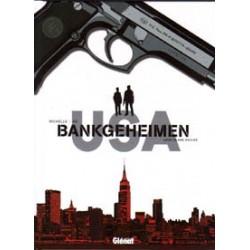 Bankgeheimen USA 01 HC<br>Long Island suicide