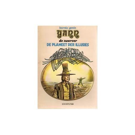 Yann de Zwerver 01 De planeet der illusies 1e druk 1980