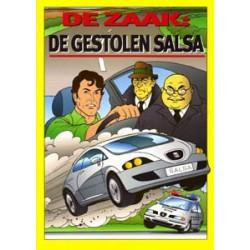 Zaak 01<br>De gestolen Salsa<br>1e druk 2000