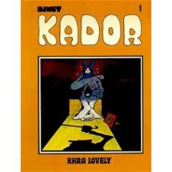 Binet Kador 01 1e druk 1983