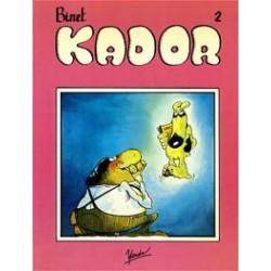 Binet Kador 02 1e druk 1984