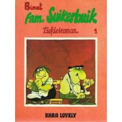 Familie Suikerbuik Y01 Liefdesroman 1e druk 1983