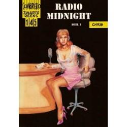 Zwarte reeks 145 Radio midnight deel 1