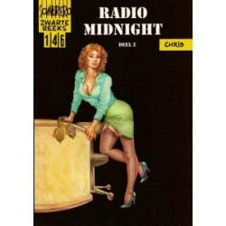 Zwarte reeks 146 Radio midnight deel 2
