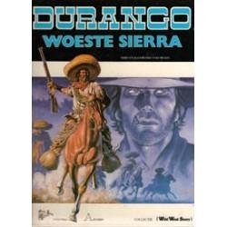 Durango HC 05 - Woeste Sierra 1e druk 1985