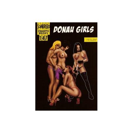 Zwarte reeks  147 Donau girls