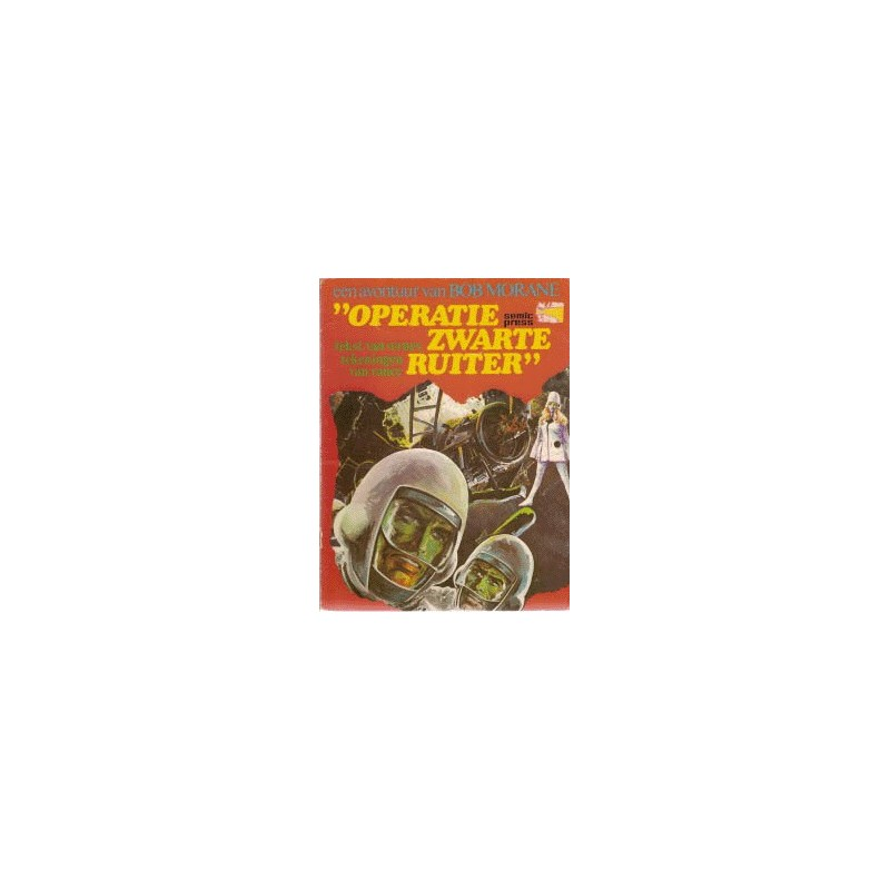 Bob Morane  set Semic Press Deel 1 t/m 4 1e drukken