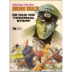 Bruno Brazil setje<br>Deel 1 t/m 10<br>oorspronkelijke omslagen