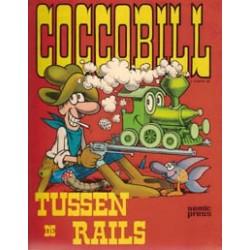 Coccobill<br>Tussen de Rails<br>1e druk 1975