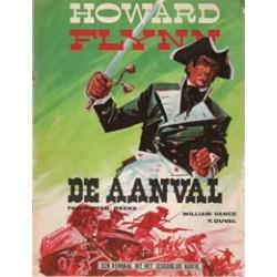 Howard Flynn 02<br>De aanval<br>Favorietenreeks I 17<br>1e druk
