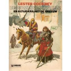 Lester Cockney 02 En altijd kraakt de sneeuw 1e druk 1983