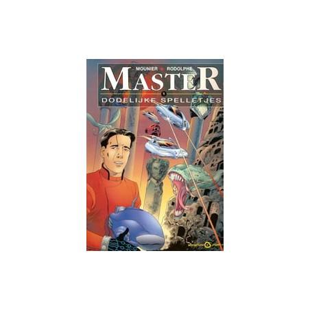 Master 01 Dodelijke spelletjes 1e druk 1998