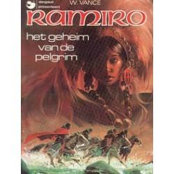 Ramiro 03<br>Het geheim van de pelgrim<br>1e druk 1977