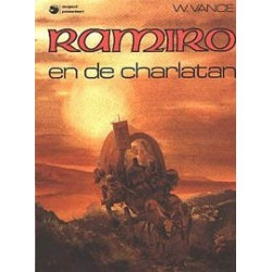 Ramiro 05<br>De Charlatan<br>1e druk 1981