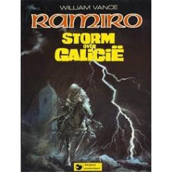 Ramiro 06<br>Storm over Galicië<br>1e druk 1984