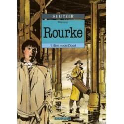 Rourke 01 SC<br>Een mooie dood<br>1e druk 1991